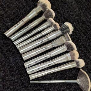 Morphe 10pc brushes